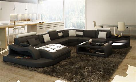 canap panoramiques sydney canapé panoramique design cuir
