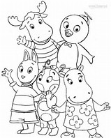 hd wallpapers backyardigans coloring pages print - Backyardigans Coloring Pages Print