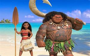A Sing-a-long Version of 'Moana' Is Coming to a Theater ...