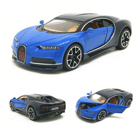 Check out our bugatti car model selection for the very best in unique or custom, handmade pieces from our shops. 1:32 Scale Bugatti Chiron Alloy Car Diecasts Toy Vehicles ...