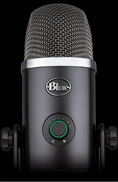 Yeti Microphone Professional Modes Knob Usb Microphones