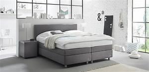 Ruf Betten Boxspring : verena ruf betten das boxspringbett mit eingebauter lebensfreude ~ Buech-reservation.com Haus und Dekorationen