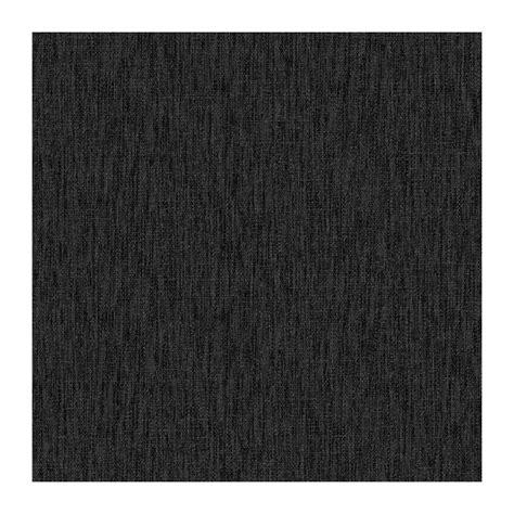 rhea black texture fabric effect wallpaper
