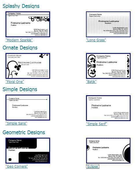 8371 business cards template print template category page 7 dahkai