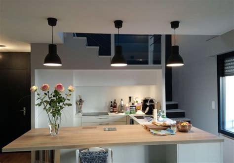 cuisine beton ciré peinture cuisine appartement nantes peintre