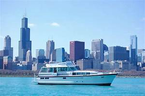 Lake Michigan Chicago Private Yacht Charter Rental Here