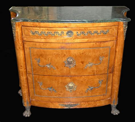 Birdseye Maple Dresser Value by Continental Birds Eye Maple Commode For Sale Antiques