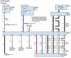 Would Like To Get The Wiring Diagrams For The Radio  Navigation System  And Speakers  Including