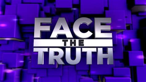 show face  truth  doctors