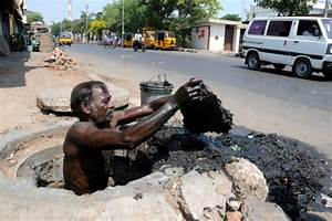 Cleaning Dry Toilets For 2 Rotis A Day  Evils Of Manual