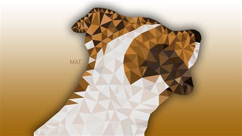 Low Poly Animal Wallpaper - animals poly low poly wallpapers hd desktop and