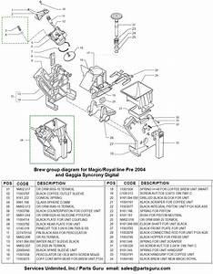 Saeco Magic Deluxe Espresso Machines Parts And Repairs