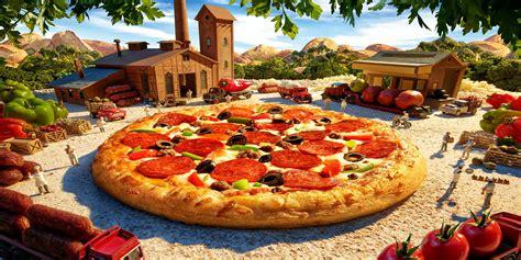 digiorno pizzascapes carl warner