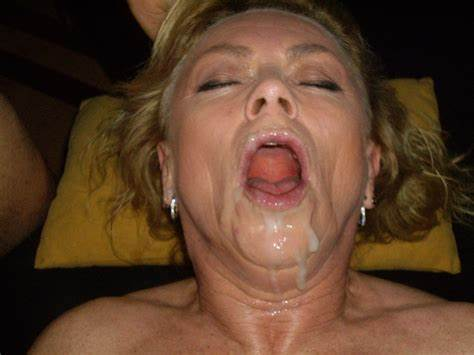 Granny Hippie With Face Cowgirl Pounded