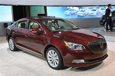 2014 Buick Lacrosse by 2014 Buick Lacrosse Information And Photos Zombiedrive