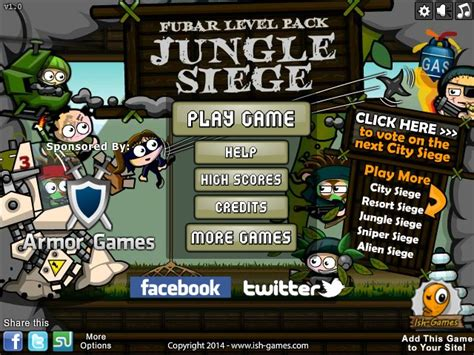 city siege 3 city siege 3 jungle siege fubar pack hacked cheats