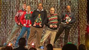 FUNNY VIDEO: Dads dance to dubstep in holiday sweaters ...