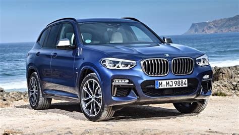 BMW X3 M40i 2018 pricing and spec confirmed - Car News ...