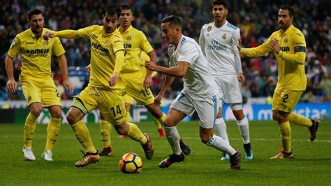 Real Madrid vs Villarreal: Hạ được Tàu Ngầm Vàng là điều ...