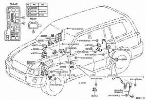 Wire Diagram 2002 Toyota Highlander