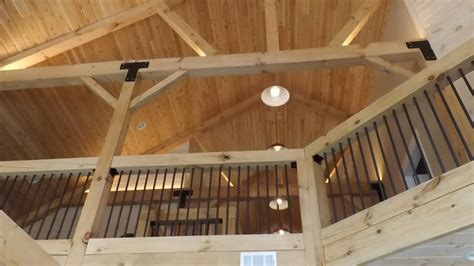 Horse Pole Barn Plans Free