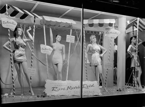 retro retail stores 160 best window and display images on 1948