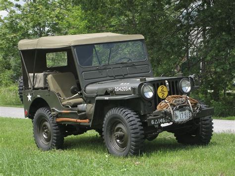army jeep army jeep m38 military jeep 4 300x225 picture 1951