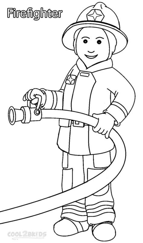 community helpers hats coloring pages coloring pages munity helpers coloring page coloring