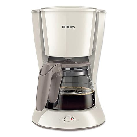 Philips Koffiezetapparaat Hd7447 20 Zwart by Philips Hd7447 20 Daily Collection Koffiezetapparaat Wit