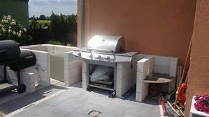 Outdoor Kitchen Selber Bauen : toom kreativwerkstatt outdoor k che ~ Lizthompson.info Haus und Dekorationen