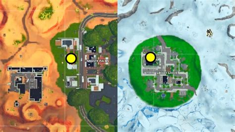 visitor tape recording locations  fortnite   time