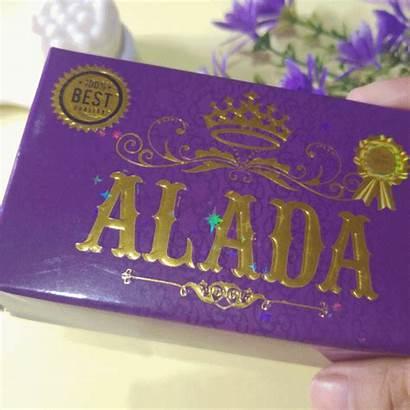 Alada Soap Box Effective Sparkly