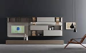 wohnwand italian design tv wand lo l2 33 design wohnwand