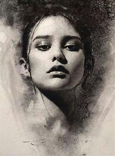 portrait art images  pinterest portrait