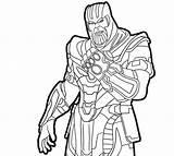 Gauntlet sketch template
