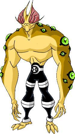 eye guy ben  planet  ultimate ben  resource