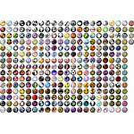 Ends Pins Icons Twewy Deviantart Wallpapers Buttons