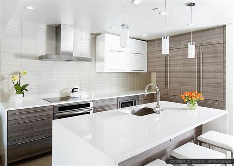 cuisine en l avec ilot cuisine en l moderne avec îlot en 108 photos magnifiques