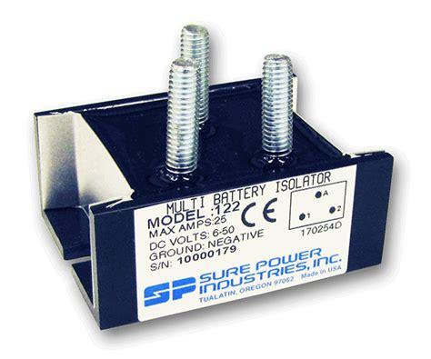 battery isolators for batteries waytek wire