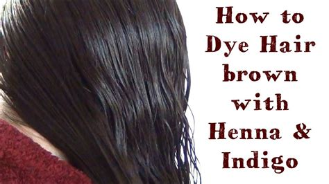 How To Dye Hair With Henna And Indigo ♥ My Henna Hair