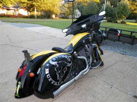 2008 Kingpin Victory Motorcycle (buffalo Chips Custom