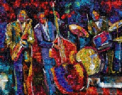 Jazz African American Backgrounds Culture 1800 Musicians