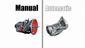Manual Vs Automatic Transmissions In Cars