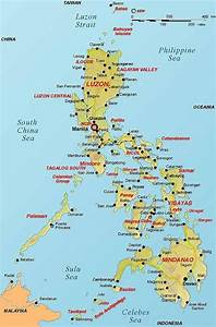 Maps of Philippines