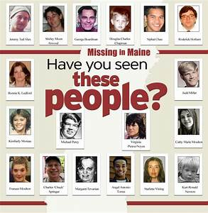 Profiles of Maine's missing people — News — Bangor Daily ...