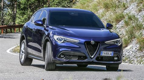 Alfa Romeo Stelvio (2017) Review  Car Magazine