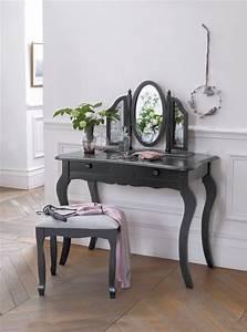 Maison Du Monde Coiffeuse : la coiffeuse un meuble essentiellement f minin galerie photos d 39 article 5 15 ~ Teatrodelosmanantiales.com Idées de Décoration