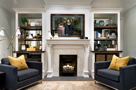 Living Room Design Around Fireplace by 25 Best Ideas About Living Room Designs With Fireplace
