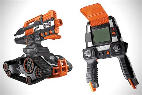 nerf car shooter gear toy magazine