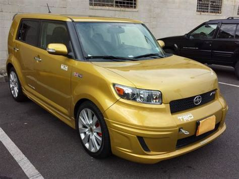 Sell Used 2008 Scion Xb 63000 Milles, Trd Limited Edition